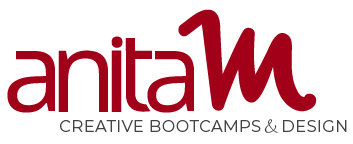 AnitaM - Creative Bootcamps & Design