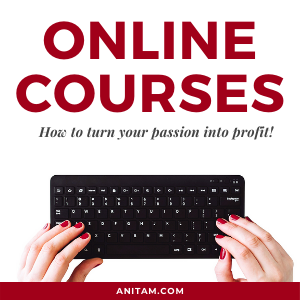 How to create you own online course with Teachable