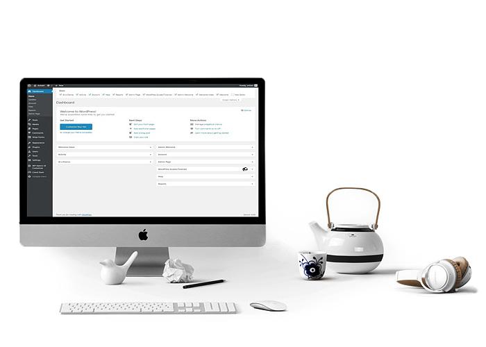 AnitaM | Website with WordPress Tutorial