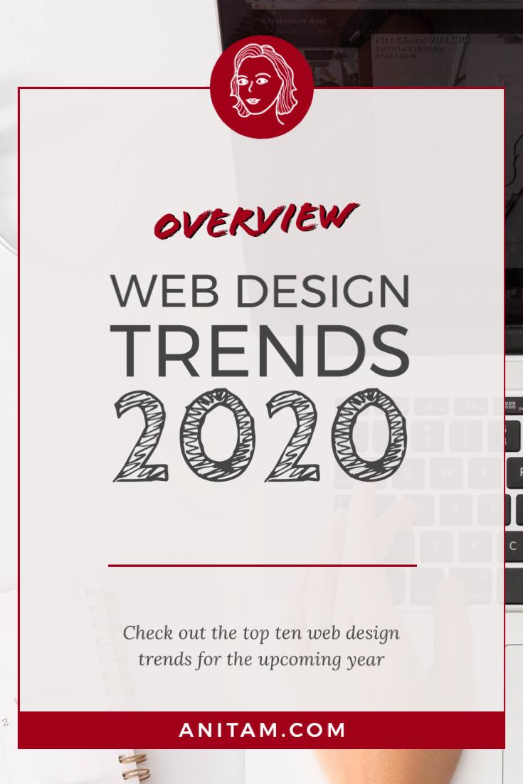 Web Design Trends 2020   AnitaM
