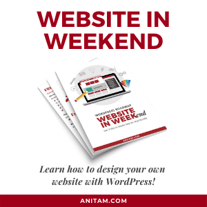 WordPress Roadmap: Launch your Website in Weekend