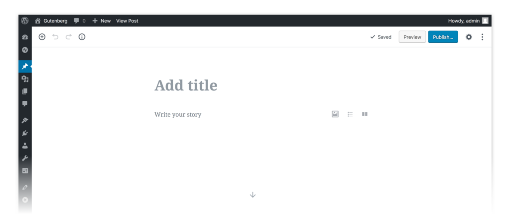 How to Edit with WordPress Blocks | AnitaM