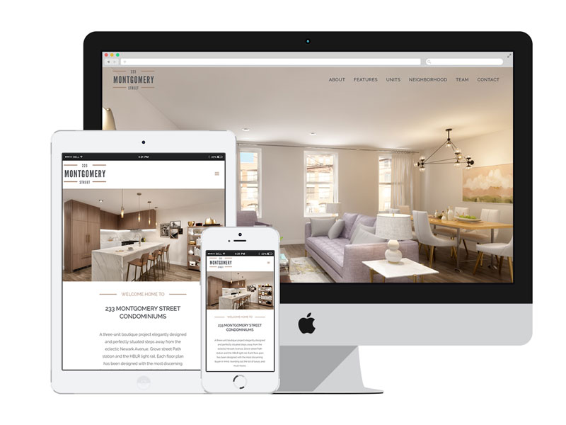 Web Design & Development for Real Estate | AnitaM
