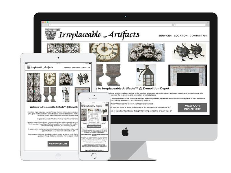 Web Design & Development for Retail & Online Stores   AnitaM