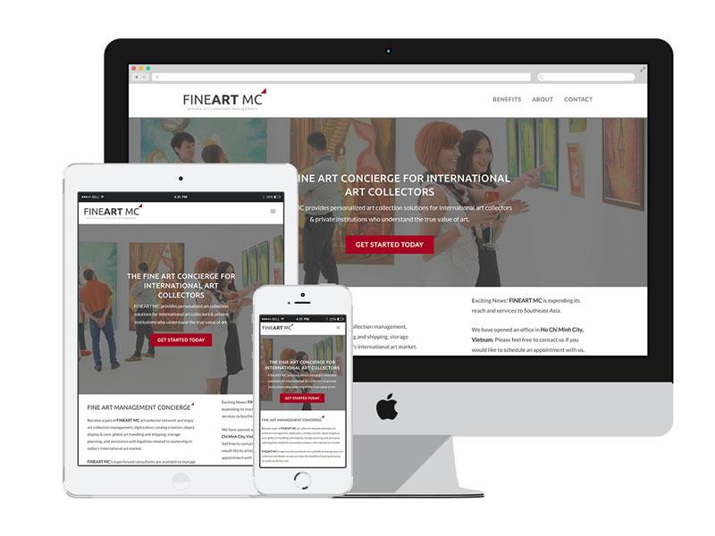 Web Design & Development for the Art World   AnitaM