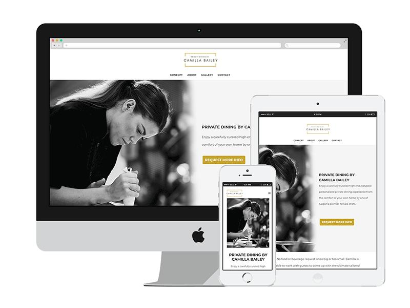 Web Design & Development for Hospitality   AnitaM