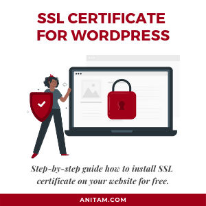 How to get a WordPress SSL Certificate for FREE