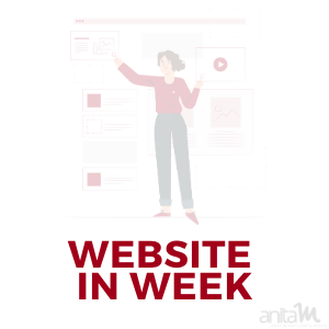 Website in Week | AnitaM