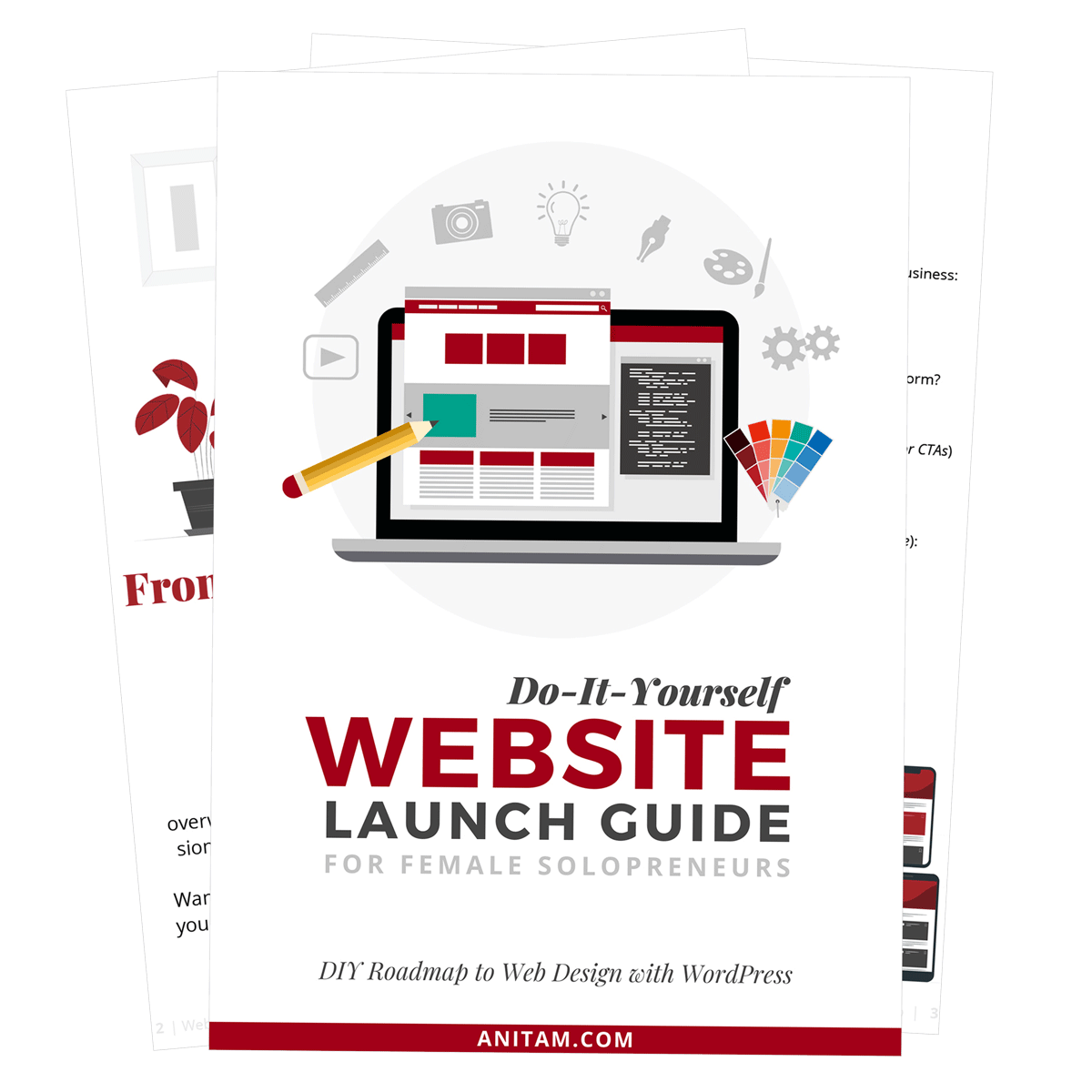 Website Launch Guide for WordPress | AnitaM